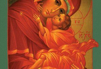 Madre di Dio: l'icona e il suo prototipo di