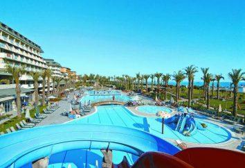 """Hotel """"Arans Resort"""" (Turquía / Alanya): un día de fiesta todo el mundo puede permitirse tranquila"""