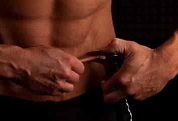 """Diet """"Secagem corpo"""" – menu para os homens que aspiram para o físico ideal"""