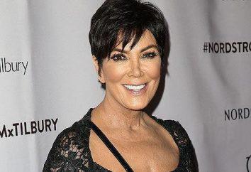 kariera i biografia Kris Jenner za