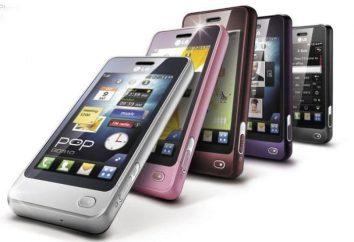 """Si hay que comprar teléfonos con pantalla táctil """"Android"""" para 2000 rublos?"""