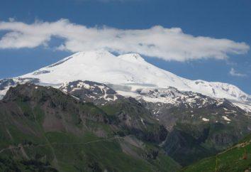 Volcan Elbrouz actuelle ou éteinte? nous trouvons la réponse
