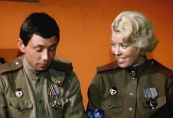 """La película """"Zhenya, Zhenechka y Katyusha"""": actores y la historia de la película"""