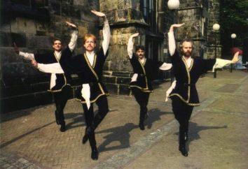 Ormiański tańce. ich cechy
