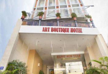 Hotel Art Boutique Hotel 3 * (Vietnam / Nha Trang): comentários, avaliações, fotos