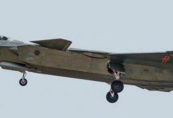 J-20 – un combattant polyvalent de fabrication chinoise: description, caractéristiques, photo