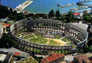 Pula (Croazia): informazioni per i viaggiatori indipendenti