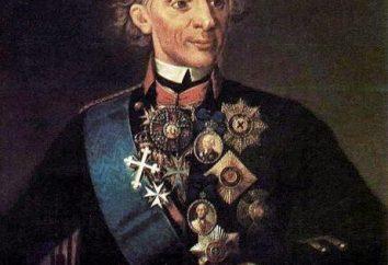 Legendarny Suvorov. Przeprawa przez Alpy