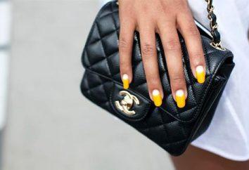 """Manicure """"giacca lunare"""" (foto)"""