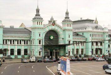 Dworzec Belorussky: stacja metra najbliżej niego, trochę historii i ciekawych faktów