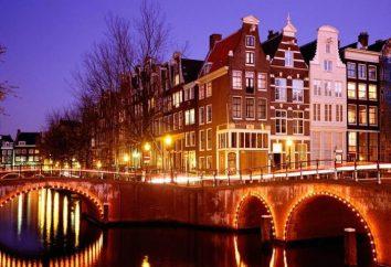 Aller aux Pays-Bas: les sites de la capitale et d'autres villes