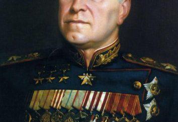 Monumento a Zhukov. Monumentos en Moscú. Monumento al mariscal Zhukov