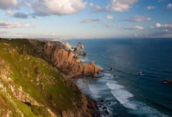 Portogallo. Cabo da Roca – il bordo occidentale dell'Eurasia