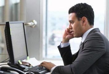 Operator Komputer: Opis stanowiska pracy. operator komputera – specjalność