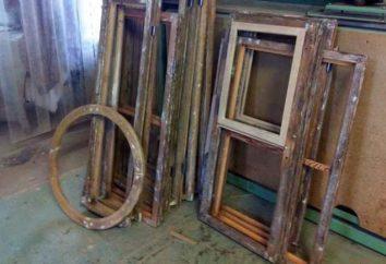 Reparación y restauración de ventanas de madera