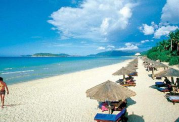 China Beach Resort: opinie, temperatura morza