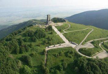 Bulgaria, Shipka – un punto di riferimento storico dei Balcani