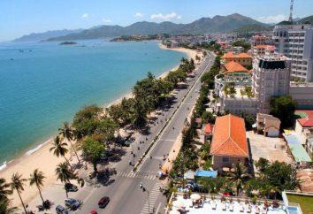 Trang en Août: la description, en particulier, la météo, vacances et commentaires