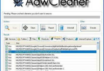 Forçosamente remover programas: uma revisão de utilitários populares