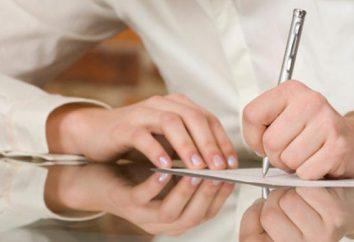 Directrices para la redacción de ensayos sobre la literatura. Plan para escribir ensayos sobre literatura