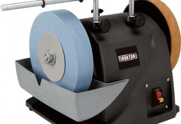 Schleifmaschinen: Beschreibung, Typen, Funktionen, Anweisungen und Feedback