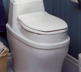 """Wybór """"prawo"""" dom toalety"""