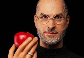 Jabłko Założyciel: niezwykły zwykły człowiek