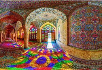 Obszar Iranu. Ludność, granice, cechy Iranu