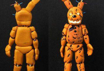 Comment sculpter Freddie à partir d'argile et pâte à modeler polymère?