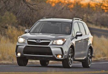 """""""Subaru Forester"""": specyfikacje techniczne i konstrukcja nowej generacji SUV"""