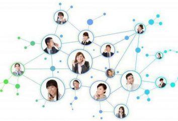 Oprogramowanie sieciowe: organizacja działań zbiorowych