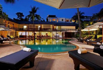 Hotel Bamboo Beach Hotel & Spa 3 * (Phuket, Tailandia): descripción y fotos