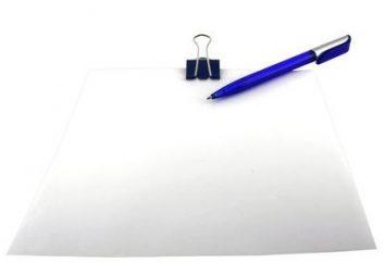Cómo escribir una carta de negocios: reglas y recomendaciones