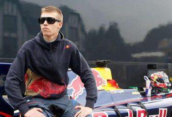 "Daniil Kvyat, ""Fórmula 1"": Um piloto biografia"
