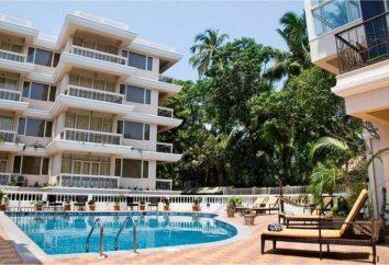 Hotel Ocean Palms 4 *, India (Goa): opiniones, descripciones, números y comentarios