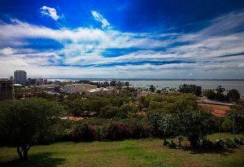 La capitale du Mozambique – Maputo