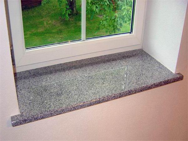 Pedra janela a instala o de suas pr prias m os for Davanzali interni per finestre
