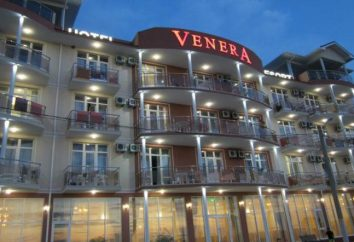 """Hôtel """"Venus Resort"""" Vityazevo: avis, l'examen, la description, le nombre et les caractéristiques des"""