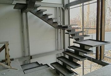 schody technologia wytwarzania metalu z rękami