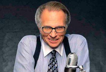 Larry King: biografia, wywiady, zasady komunikacji. Larry King i jego książka, która zmieniła życie milionów
