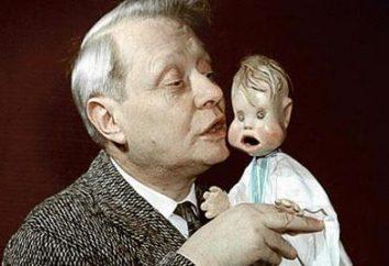 Teatro de fantoches Obraztsova: Concerto Unusual
