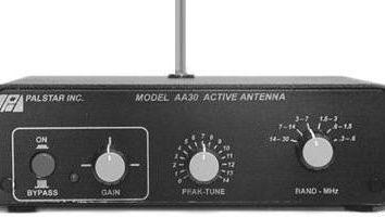 Aktywna antena. Antena aktywna telewizja