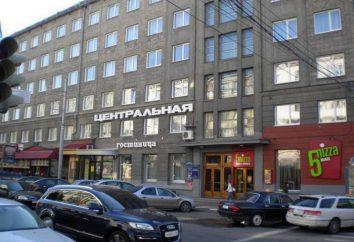 Hotel en Novosibirsk barato: descripción, dirección, opiniones