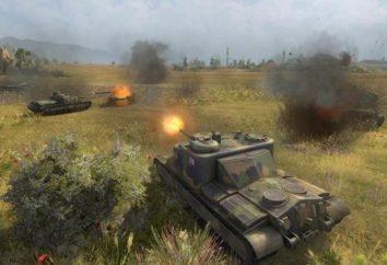 Perché non avviare il gioco World of Tanks?