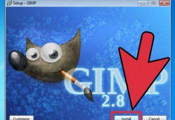 edição GIMP: como usar