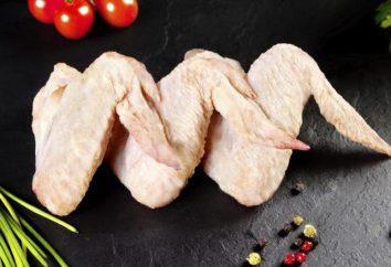 Ali di pollo in salsa agrodolce: ricette semplici