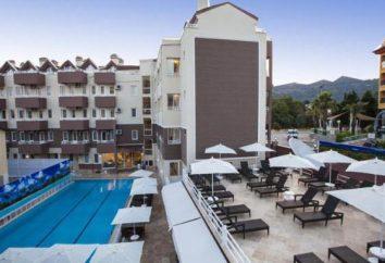 Comet Deluxe Hotel 4 * (Turquía, Marmaris): descripción del hotel, las calificaciones