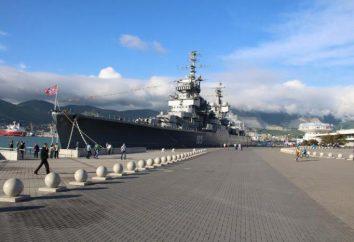 """""""Michaił Kutuzow"""" – Muzeum Statek w Noworosyjsk: fotografie, opinie, a koszt biletów"""