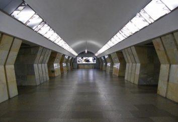 """Metro """"Sukharevskaya"""" – una intersección de tráfico importante de una gran ciudad"""