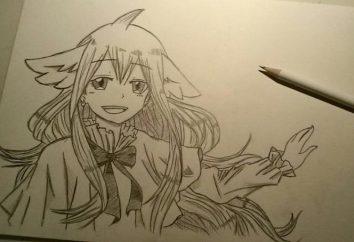 """Manga """"Trujący Grzyb"""": historia transformacji dziewczynki"""